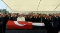 Siyaset dünyası Sebanın cenazesinde