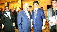 Çankır'a ilk tebrik Başbakan'dan geldi