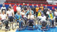 Tekerlekli Sandalye Basketbol Maçı
