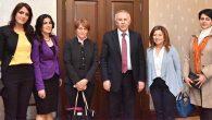 KAGİD yönetimi ziyareti Vali Ata'ya