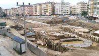 Uğur Mumcu'da sıkışan şehir…