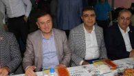 Kardeşlik sofrası Kırıkhan'da
