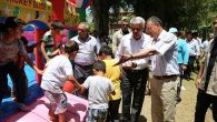 BŞB'den Hassa Parkı'na Oyun Parkuru