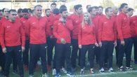 Hatay'da 5 Bayan Futbol Hakemi