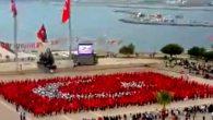 Türk Bayrağı Kareografisi