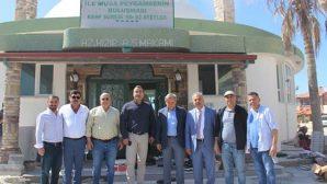 Kaya: Samandağ Belediyesi İyi Çalışıyor
