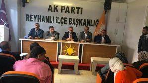 AKP'liler, Reyhanlı Belediye Başkanlığı için isim arayışında
