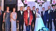 """""""Sara-Mehmet"""" Çifti Mutlu yuvalarını kurdu"""