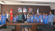 Antakya Belediyesi Güreşçileri Madalyalarla Döndü