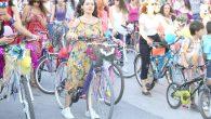 """""""Süslü Kadınlar"""" bisiklet turunda …"""