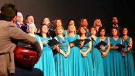 Antakya-Defne Barış Korosu'ndan keyifli konser …