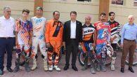 Samandağ'da Motosiklet Festivali