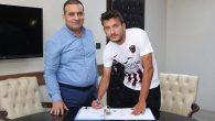 Hatayspor'a genç orta saha oyuncusu