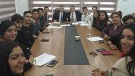 Defne'de CHP Liseliler toplantısı