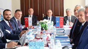 3 İl Valisi dün Osmaniye'de buluştu