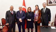 Hatay'ın 4 AKP'li Vekil çat-kapı yaptı