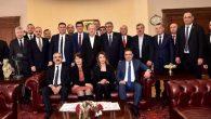 CHP heyeti Kılıçdaroğlu ile görüştü
