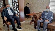 Başkan Tosyalı'dan Çalışkan'a ziyaret