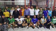 Defne'de CHP'li Gençler, futbolda, yönetime acımadı: