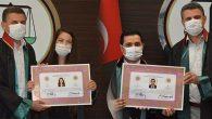 2 Yeni Avukat Cübbe Giydi
