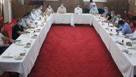 İl müdürü, yöneticiler toplantısı…