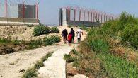 Duvar Çekildi, Arazileri Sınır Dışında Kaldı …