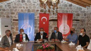 Milli Eğitim-Antakya Belediyesi işbirliği: