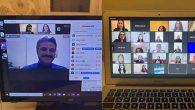 Antakyalı öğretmen ve öğrencilerin online konuğu: Sami Güçlü…