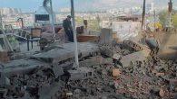 Pandemide ev yıkımı!
