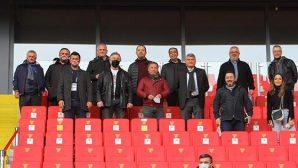 Yöneticiler İzmir'de