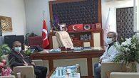Rektör Ziyareti Bayrakçıoğlu'na