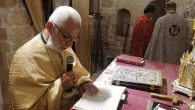 Altınözü Papazı vefat etti