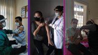 Öğretmenlere aşı…