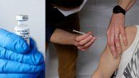 Şahin'in aşıları Türkiye'de