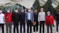 Antalyaspor  Hatay'da