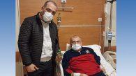 Kemal Arıbaş kalp krizi geçirdi