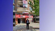 """CHP İl Başkanından """"128"""" Hatırası"""