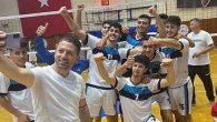 Üzümdalıspor voleybol takımı 2.lig'de