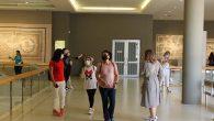 Arkeoloji Müzesine Yoğun İlgi