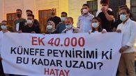 Öğretmenler, Ek 40.000  Atama İstiyor