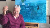 Ressam Fazıl Doğanay kalp krizi geçirdi
