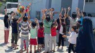 Yabancı Çocuklara Eğlence