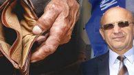 Ülke zenginleşirken memur ve emekli fakirleşiyor