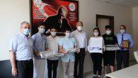 Özbuğday Ortaokuluna  Türkiye Ödülü