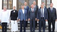 Davutoğlu, Hatay BŞB'de
