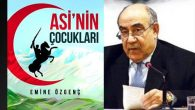 """Antakyalı olmayan Yazar Özgenç, """"Asi'nin Çocukları"""""""