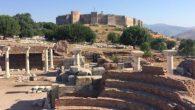 Efes'te Kazı  Bugün Başlıyor