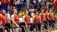 Tekerlekli Sandalye Basketbol Millileri Hatay'da