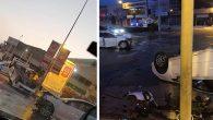 Bankalar Caddesinde Kaza