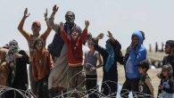 Bir mülteci hikâyesi var ama…